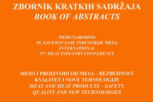 Book of Abstract International 55th Meat Industry Conference